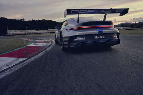 911 GT3 Cup, Generation 992.