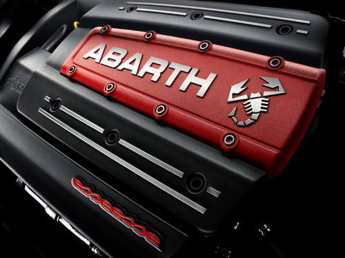 "Abarth Punto Evo ""esseesse"" 1.4 16v Turbo MultiAir 180 PS."
