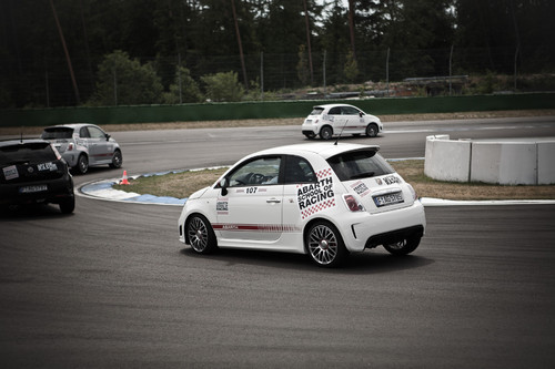 Abarth School of Racing.