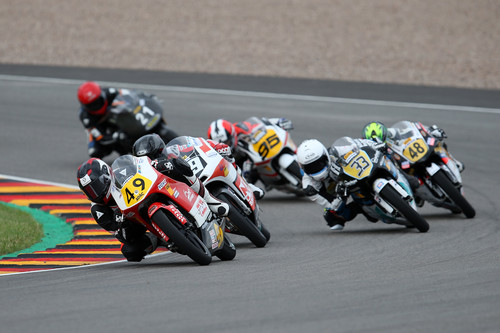 ADAC Northern Europe Cup Moto3.