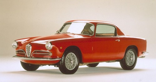 Alfa Romeo 1900 Super Sprint.