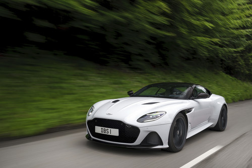 Aston Martin DBS Superleggera.