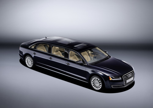 Audi A8 L Extended.