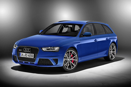 Audi RS 4 Avant Nogaro Selection.