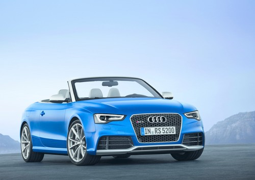 Audi RS 5 Cabriolet.