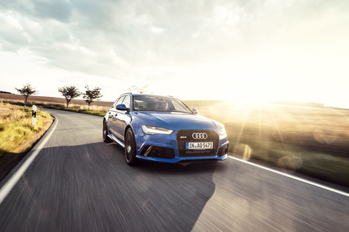 Audi RS 6 Avant Performance Nogaro Edition.