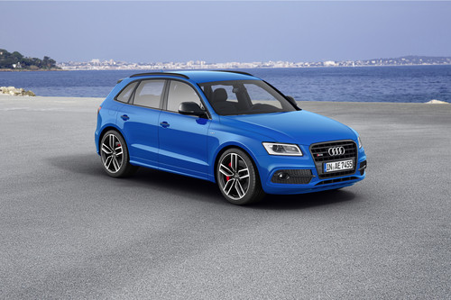 Audi SQ5 TDI Plus.