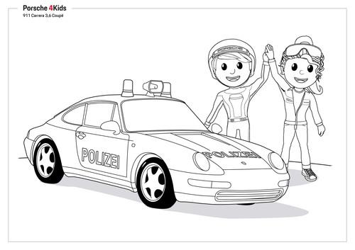porsche hilft kindern durch die coronazeit  auto