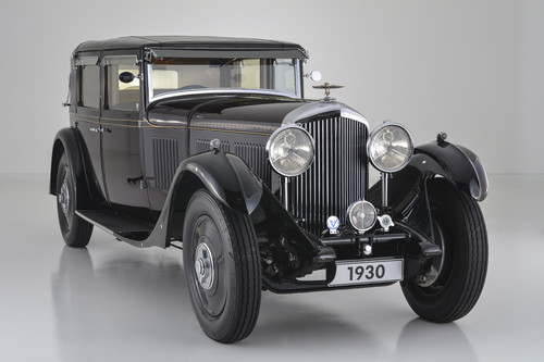 Bentley 8 Ltr.