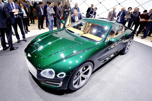 Bentley EXP 10 Speed 6.