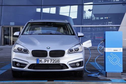 BMW 225xe Active Tourer.