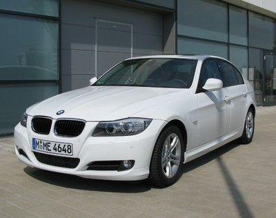 BMW 320d Efficient Dynamics Edition.