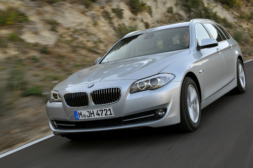 BMW 525d Touring xDrive.
