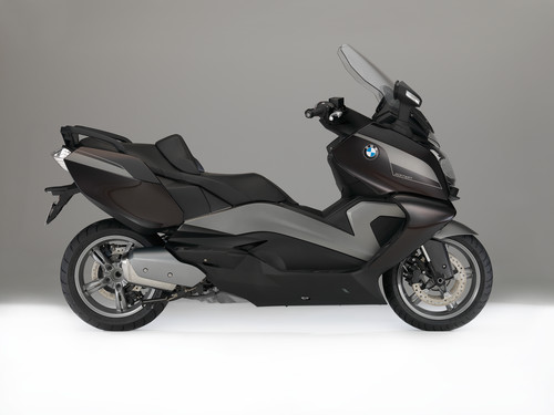 "BMW C 650 GT ""Editionsmodell""."