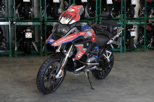 BMW R 1200 GS Rallye GS Trophy.