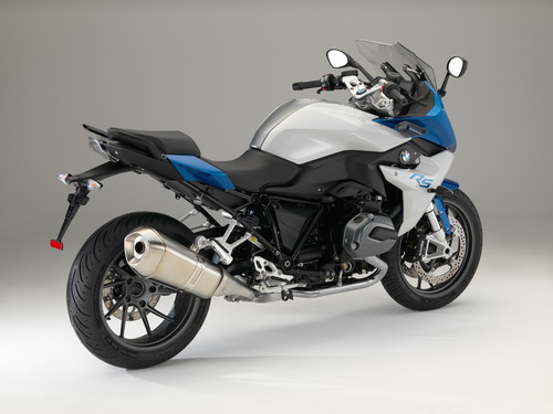 BMW R 1200 RS.