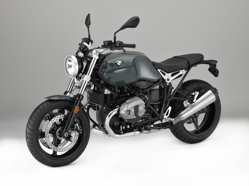 BMW R Nine T Pure.