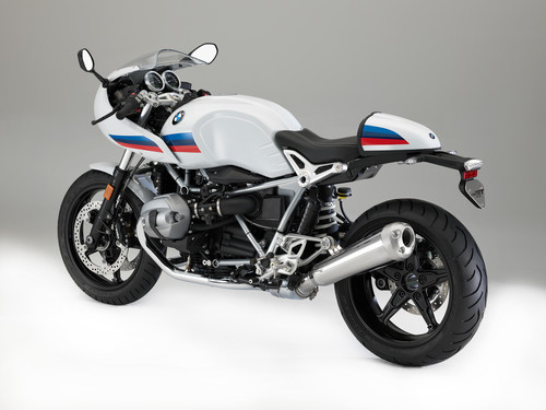 BMW R Nine T Racer.
