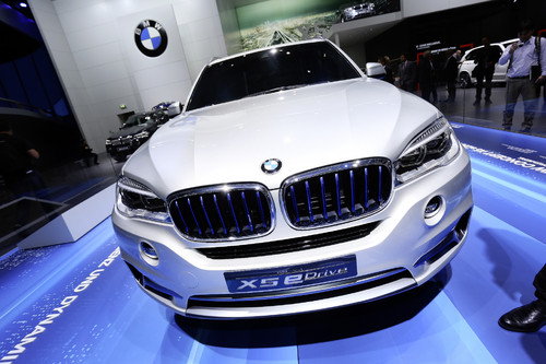BMW X5 eDrive.