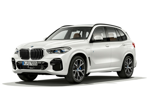 BMW X5 x-Drive45e i-Performance.