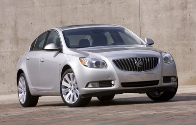 Buick Regal.