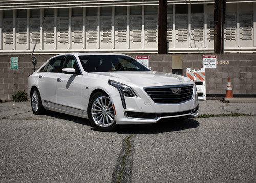 Cadillac CT6 Plug-in-Hybrid.