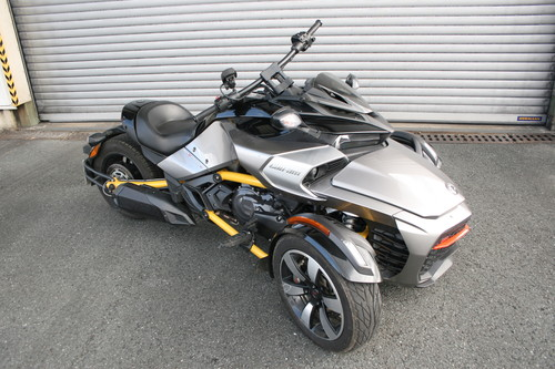 Can-Am Spyder F3-S.