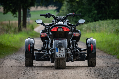 Can-Am Spyder F3 S.