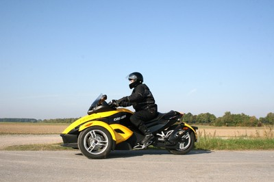Can-Am Spyder RS.
