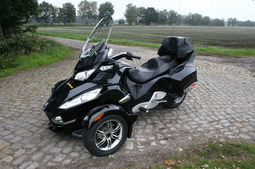 Can-Am Spyder RT-S.