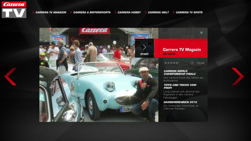 Carrera TV.