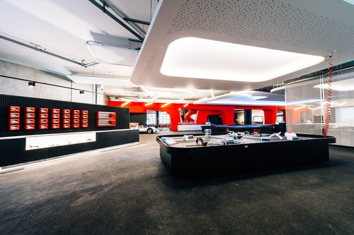 Carrera World in Nürnberg.