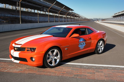 Chevrolet Camaro Indianapolis 500 Pace Car Limited Edition.