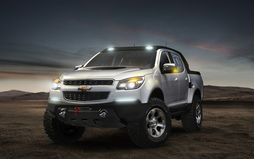 Chevrolet Colorado Rally Concept.