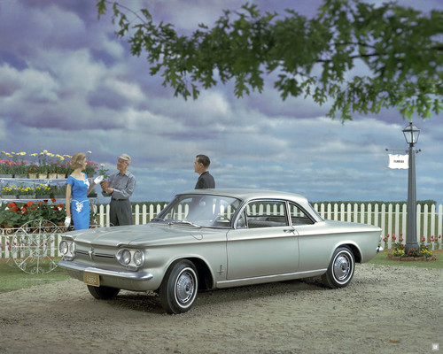 Chevrolet Corvair (1959–1964).