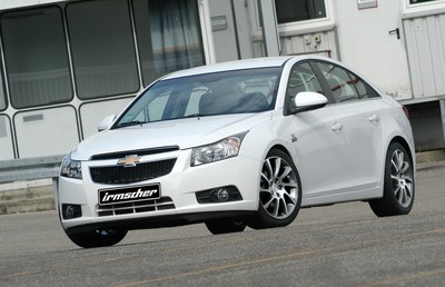 "Chevrolet Cruze ""Irmscher Edition""."