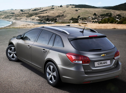 Chevrolet Cruze Station Wagon.