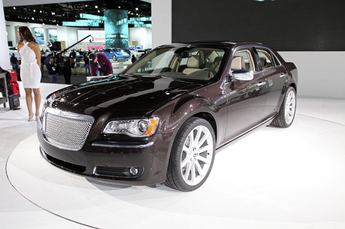 Chrysler 300 C.