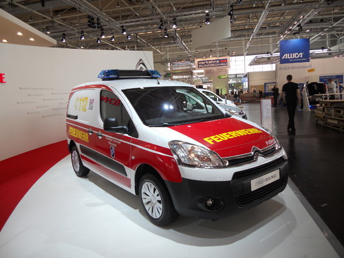Citroen Berlingo.