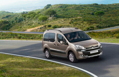 Citroen Berlingo Multispace.