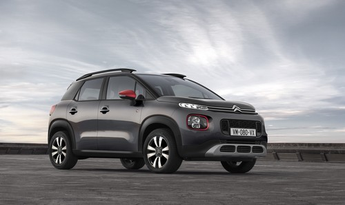 Citroen C3 Aircross C-Series.