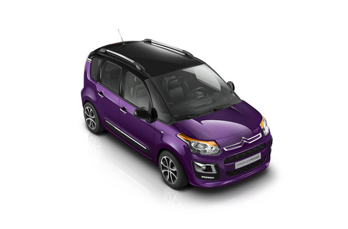 "Citroen C3 Picasso ""Black Top""."