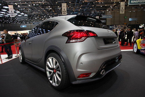 Citroen DS4 Racing.