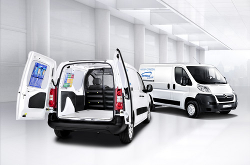 Citroen Jumper und Berlingo Proline.