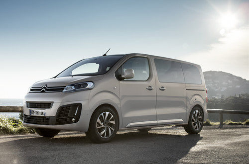 Citroen Spacetourer.