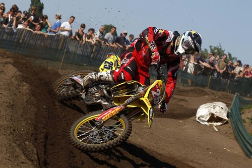 Clement Desalle vom Team Rockstar Energy.