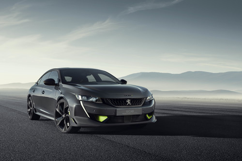 Concept 508 Peugeot Sport Engineered Neo-Performance.