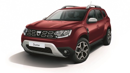 Dacia Duster Adventure.
