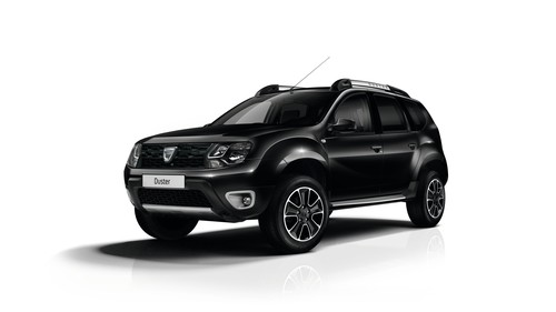 Dacia Duster Blackshadow.