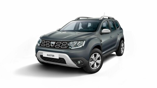 Dacia Duster Urban.